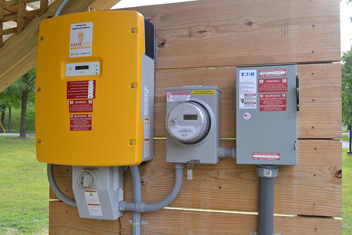 solar inverter array, how solar works in florida, your solar advocate,
